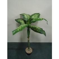Planta Artificial American Dieffenbachia  Verde