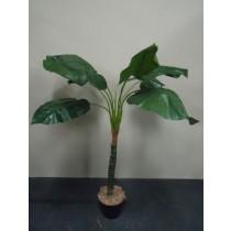 Planta Artificial Caladium Gigante Verde