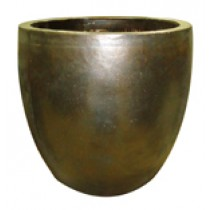 Vaso Vietnamita Redondo Cobre 442518