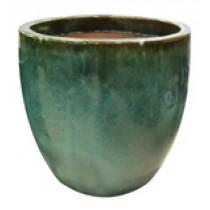 Vaso Vietnamita Redondo Jade 442518