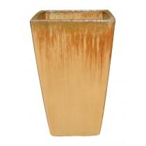 Vaso Vietnamita Quadrado Mel 430140