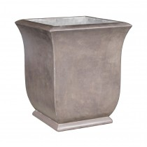 Vaso 9429 grafite G 51x51cm h59cm