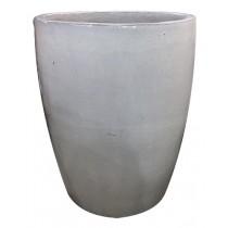 Vaso Vietnamita Redondo Branco 430040