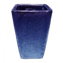 Vaso Vietnamita Quadrado Azul 430140