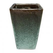 Vaso Vietnamita Quadrado Jade 430140