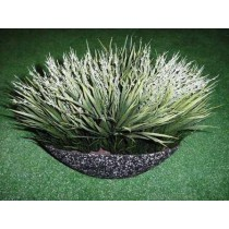 Planta Artificial Mixed Bush com vaso oval Verde 446458