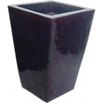 Vaso Vietnamita Quadrado Marrom 430140