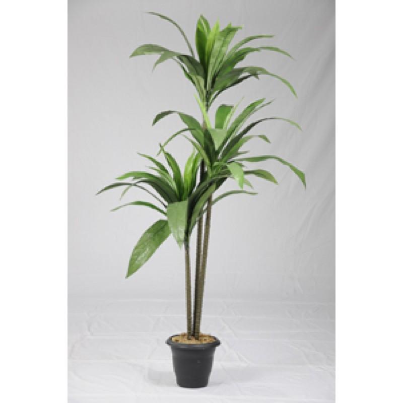 Planta artificial dracena janete verde 452766 planta - Planta artificial ...